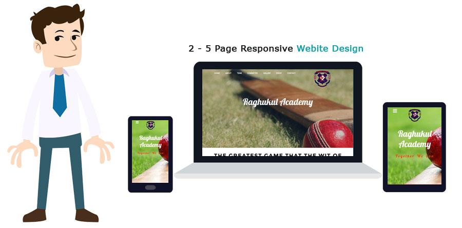 Responsive Webite