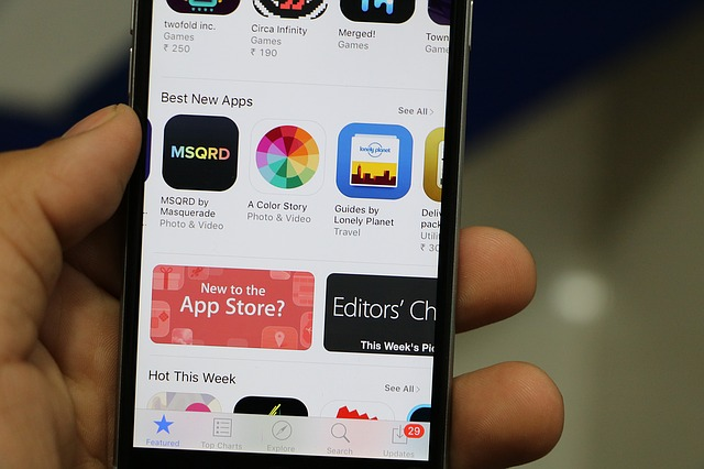 Professional Mobile App Designer